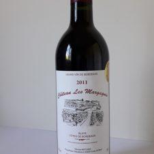 vins de bordeaux côte de blaye 2011