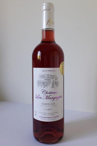 vins de bordeaux vin clairet