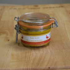 foie gras mi-cuit entier 150gr