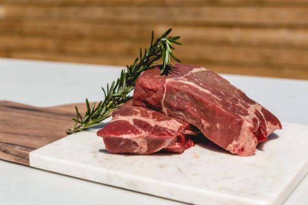 Jolie morceaux de bœuf direct producteur