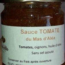 bocaux sauce tomate artisanale