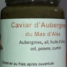caviar d'aubergine direct producteur