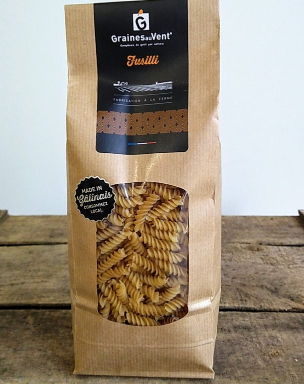 fusillis 350Gr artisanales direct producteur